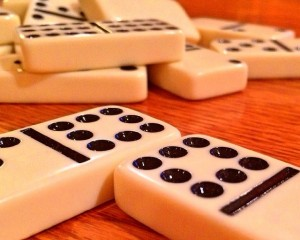 Print Business Results with the Domino Theory